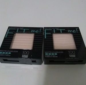 Makeup - Maybelline Pressed Powder